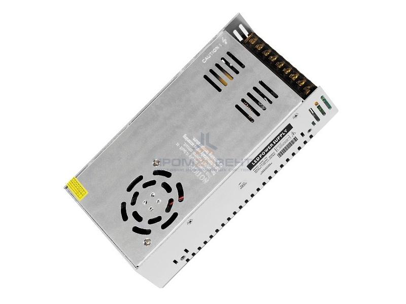 Блок питания LB009 350W 12V IP20 для светодидной ленты 202х100х50мм